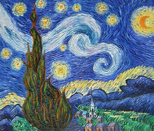 Where Is Starry Night Painting Located Now